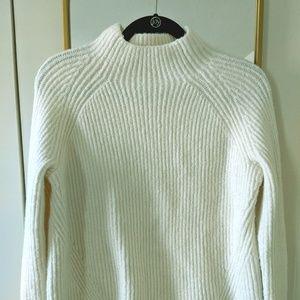Cozy mock neck Madewell Sweater